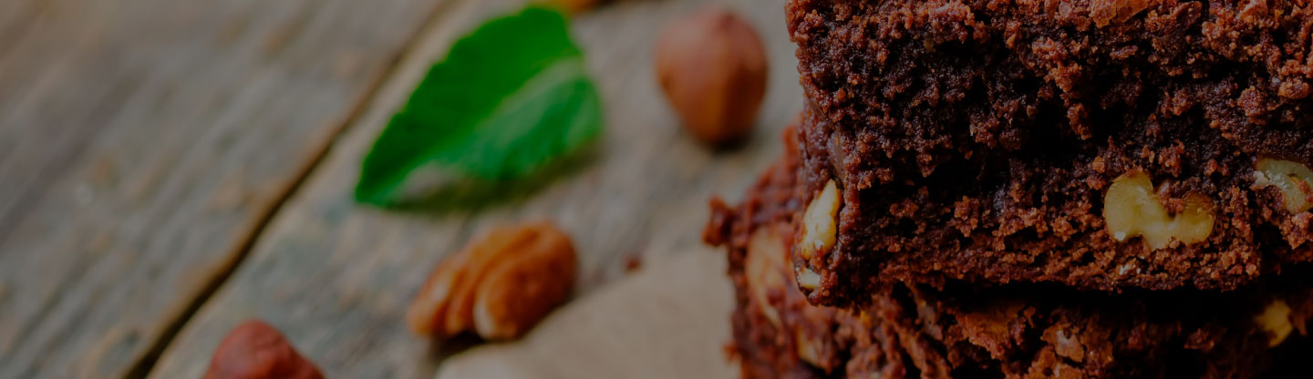 Healthy Brownies With Walnuts Recipe