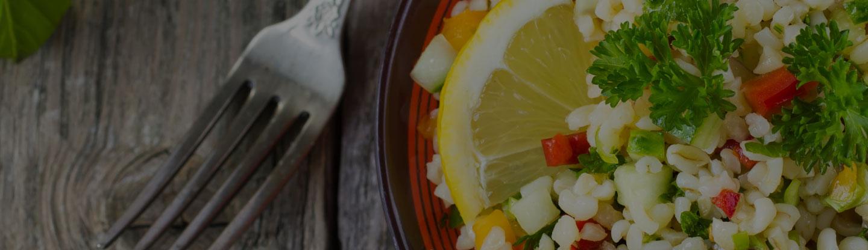 وصفة رمضانية - سلطة الكينوا في 10 دقائق